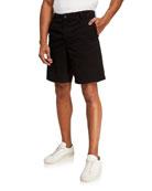 Kenzo Men's Medium-Length Twill Shorts