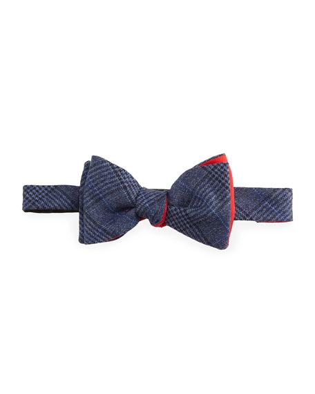 Cinabre Prince de Galles Bow Tie