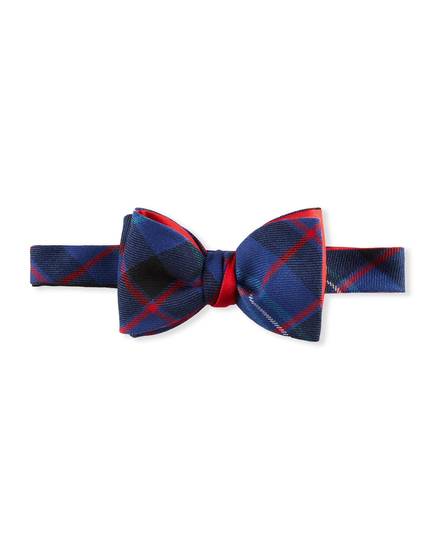 Men's Fitzgerald Tartan Bow Tie