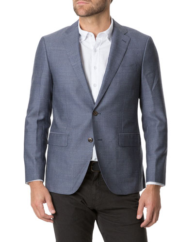 Men's Avonden Two-Button Jacket