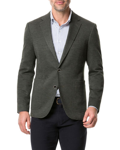 Men's Anchorage Two-Button Jacket