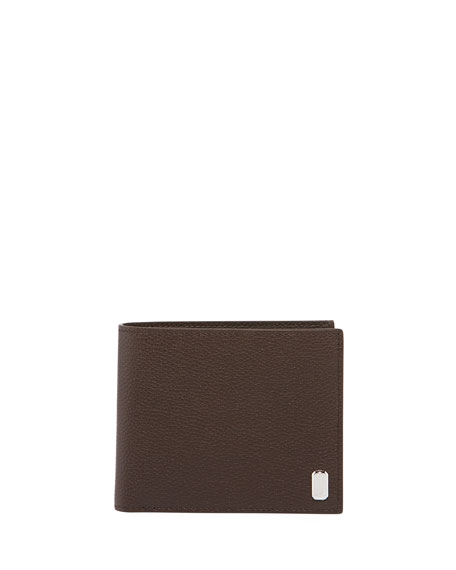 dunhill Men's Belgrave Grained Leather Billfold