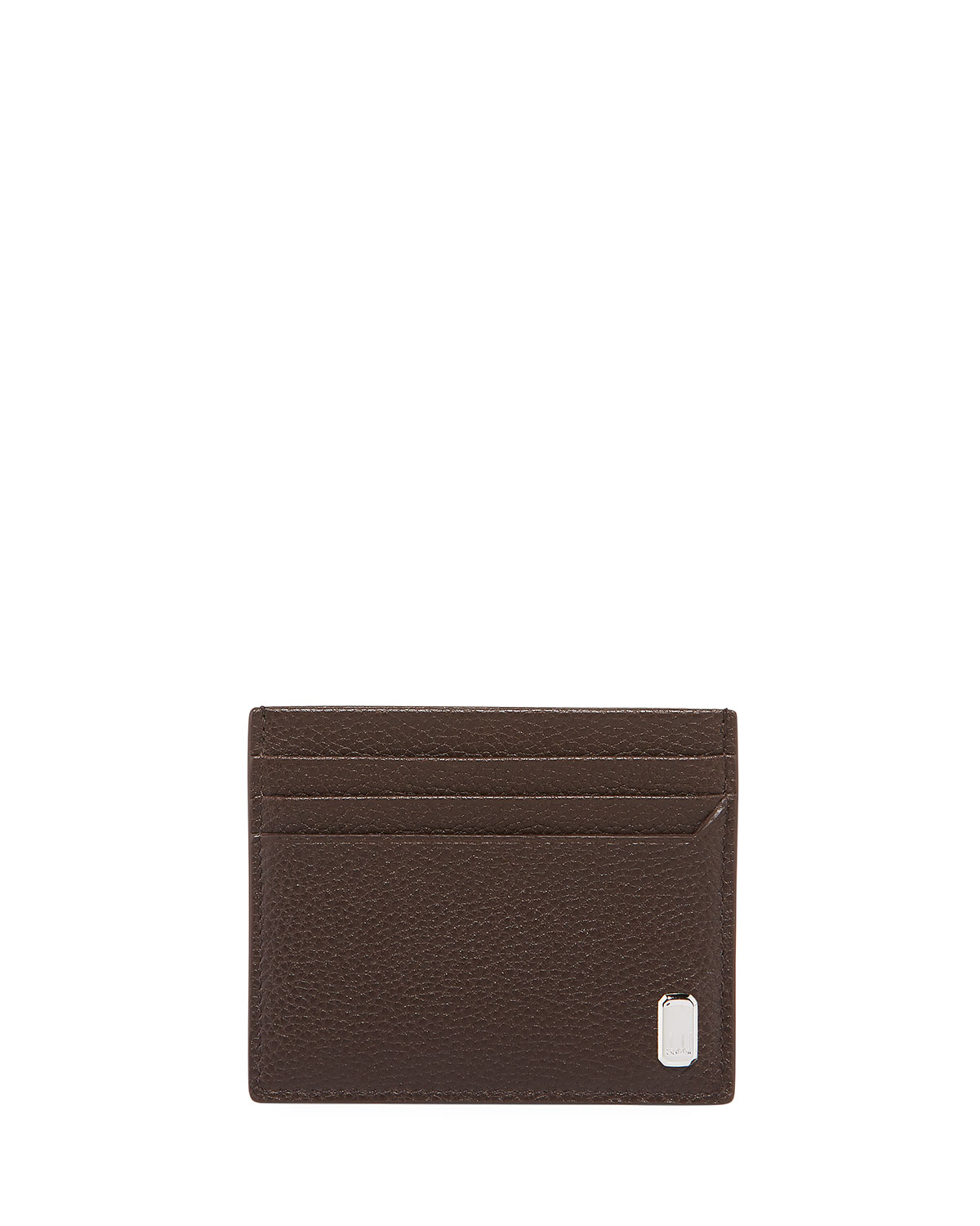 Dunhill Bags MEN'S BELGRAVE GRAINED LEATHER CARD CASE