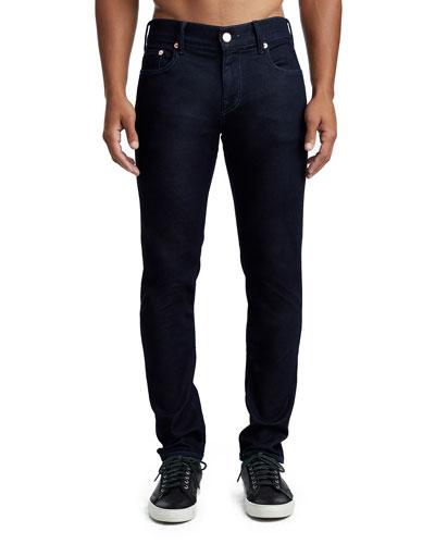 Men's Rocco Body-Rinse Straight-Leg Jeans