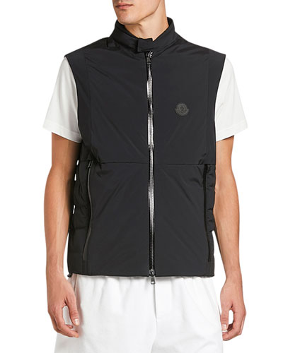Men's Chabod Zip-Front Vest