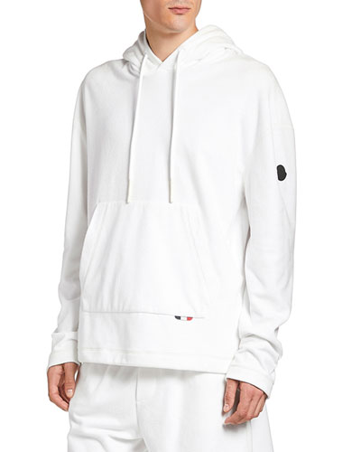 Men's Pullover Cotton Hoodie