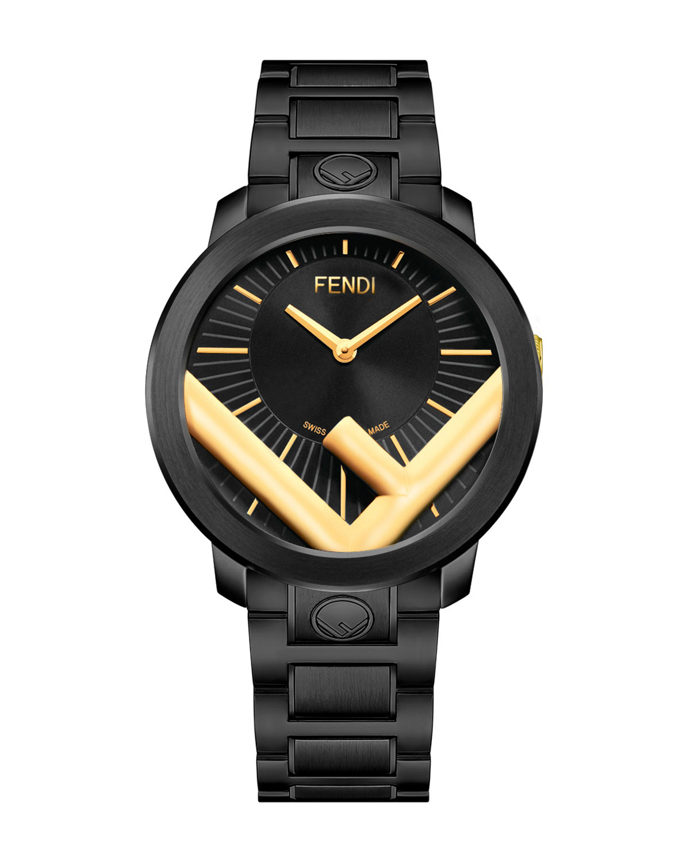 Men's Run Away F-Insert Analog Bracelet Watch