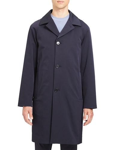 Men's Saville Nova Twill Coat