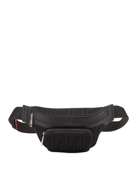 Fendi Men's FF Logo Belt Bag