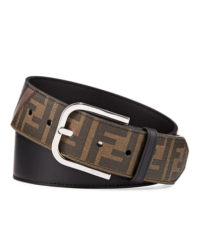 Men's FF Logo Belt