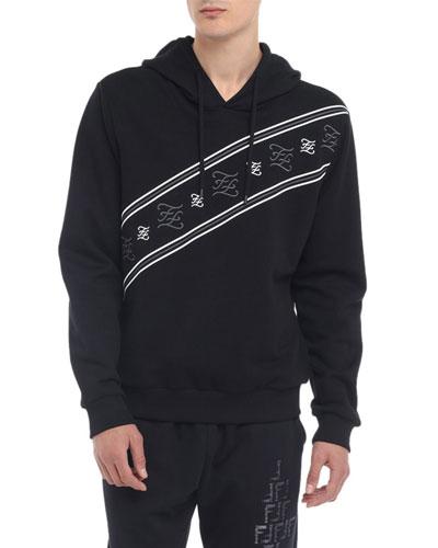 Men's Karligraphy Hoodie Sweatshirt