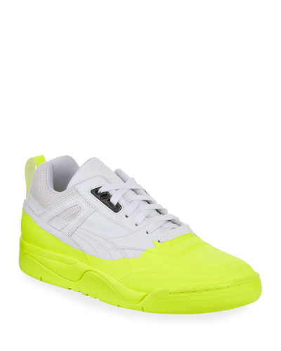Men's Palace Guard Neon Dipped Sneakers