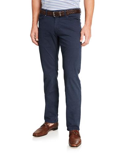 Men's Wayfare 5-Pocket Knit Trousers