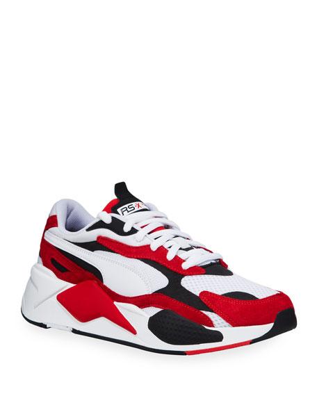 Puma Men's RS-X Super Tricolor Trainer Sneakers