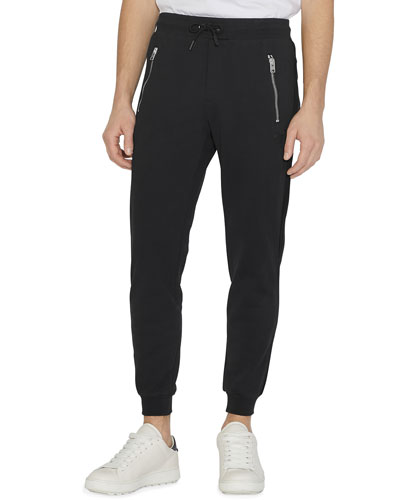 Men's Zip-Pocket Track Pants