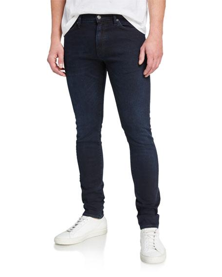 Ovadia Men's Skinny Dark-Wash Jeans