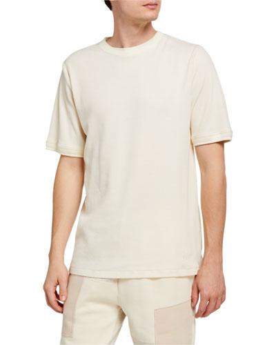 Men's Dawn Waffle-Knit T-Shirt