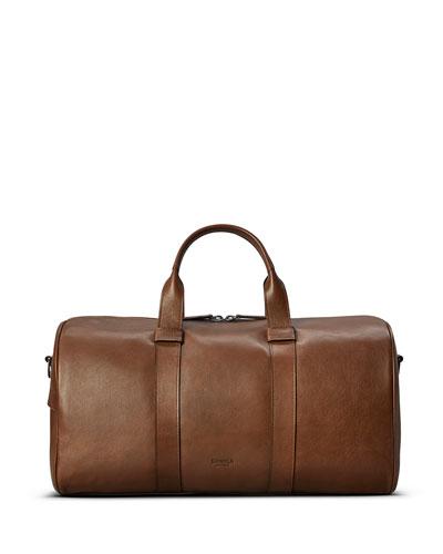 Men's Guardian Heritage Leather Duffel Bag