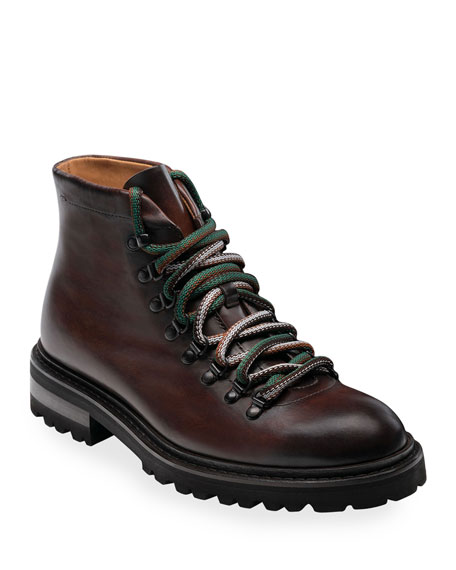Magnanni Men's Montana II Leather Boots