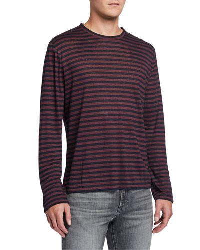 Men's Refined Linen T-Shirt