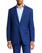 Atelier Munro Men's Super 150s Wool Two-Piece Suit