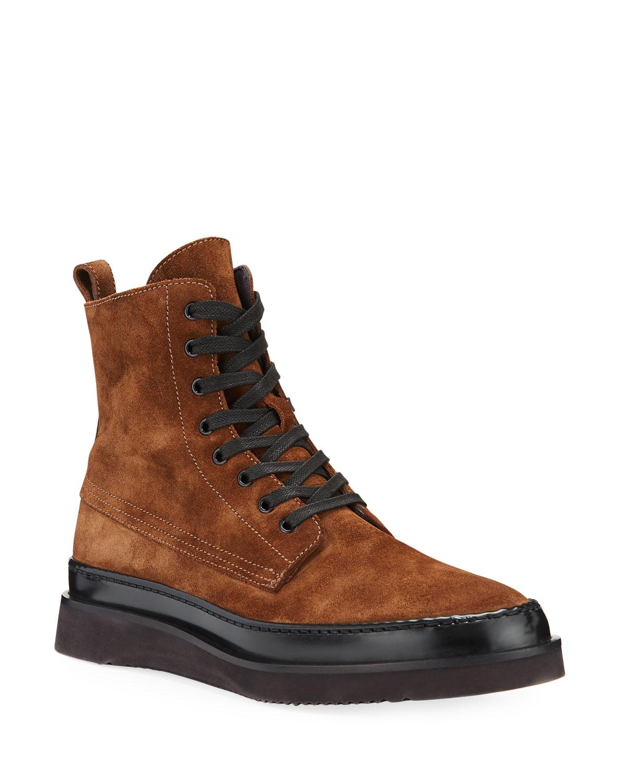 Men's Corbin Suede Ankle Boots