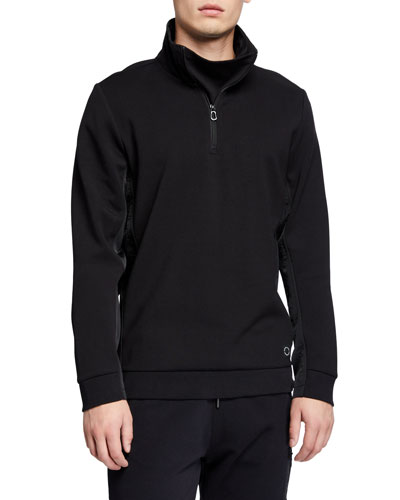Men's Club Nomade Half-Zip Sweatshirt