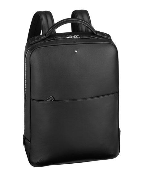 Montblanc Men's Meisterstuck Urban Slim Leather Backpack