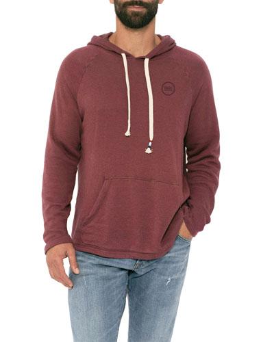 Men's Sherpa Pullover Hoodie