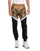 Versace Men's Baroque Jogging Pants