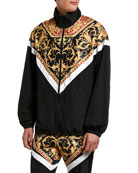 Versace Men's Baroque Wind Jacket