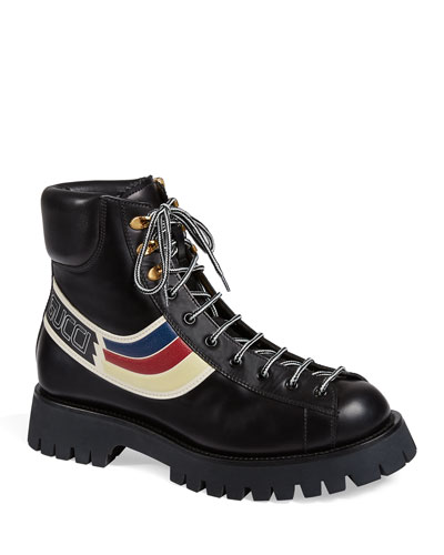 Men's Oliver Leather Hiking Boots