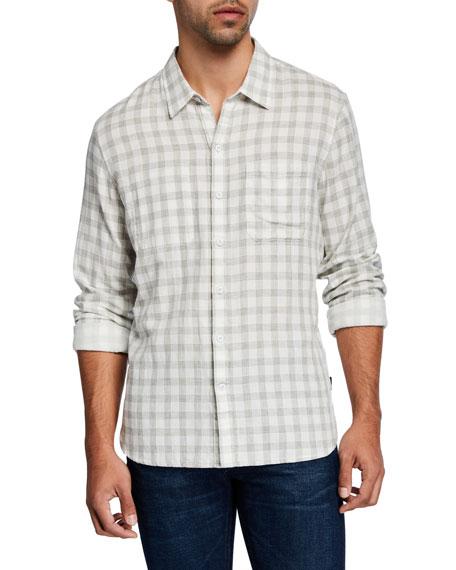 John Varvatos Star USA Men's Neil Regular-Fit Sport Shirt