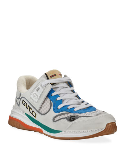 Men's Ultrapace Vintage Mid-Top Sneakers