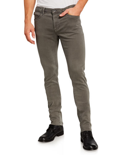 Bowery Slim-Straight Denim Jeans