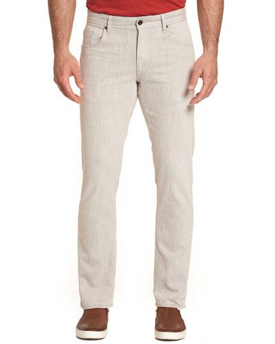 Men's Duvall 5-Pocket Straight-Leg Pants