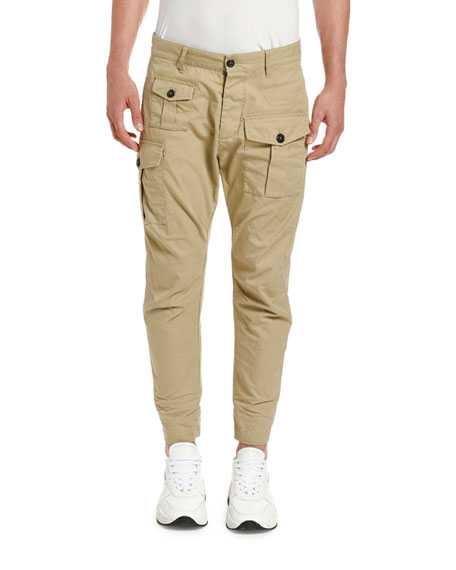 Dsquared2 Men's Clean Sexy Cargo Pants
