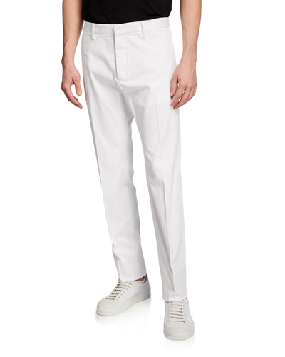 Men's Cool Guy Cuffed Chino Pants