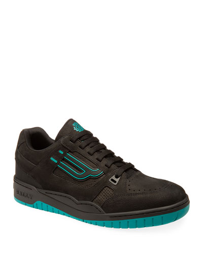 Men's Kuba Retro Suede Sneakers