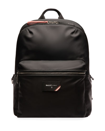 Men's Ferey Nylon Trainspotting Backpack