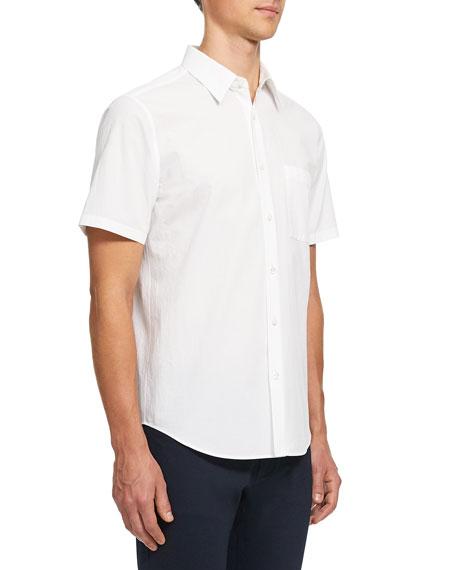 Theory Men's Irving Column Short-Sleeve Sport Shirt