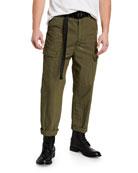 Ksubi Men's Downtown Twill Cargo Pants