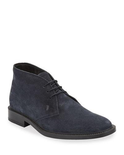 Men's Polacco Suede Chukka Boots