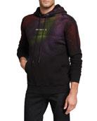 Mauna Kea Men's Star System Hoodie Sweatshirt