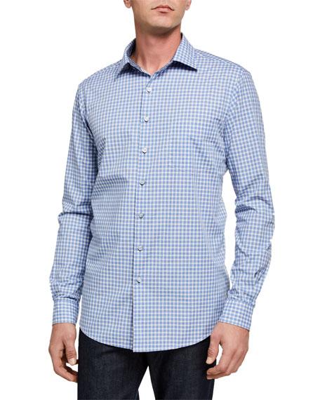 Rodd & Gunn Men's Lakeside Gingham Sport Shirt