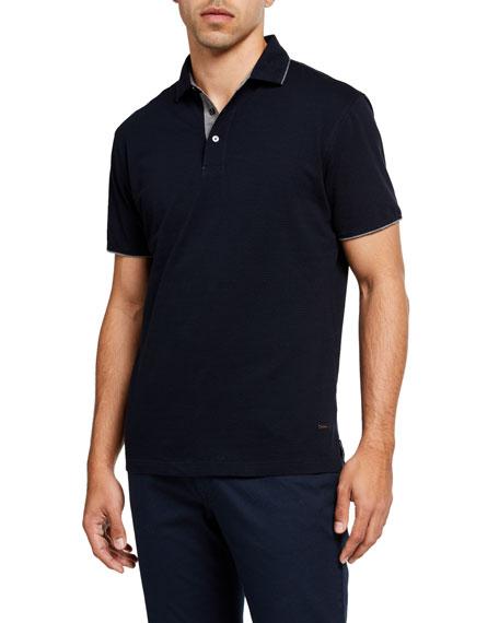 Rodd & Gunn Men's Alton Valley Textured Polo Shirt