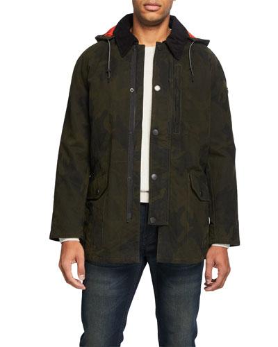 Men's Earnslaw Resin Camo Jacket