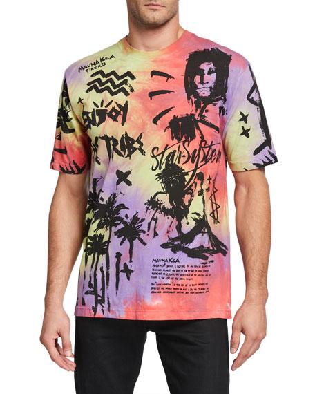 Mauna Kea Men's Manifesto Crewneck T-Shirt