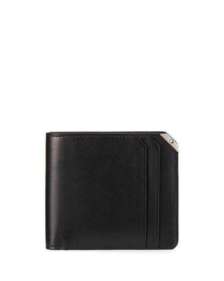 Montblanc Men's Meisterstuck Urban Full-Grain Leather Wallet