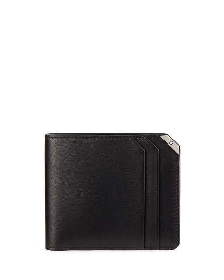 Montblanc Men's Meisterstuck Urban Leather Wallet